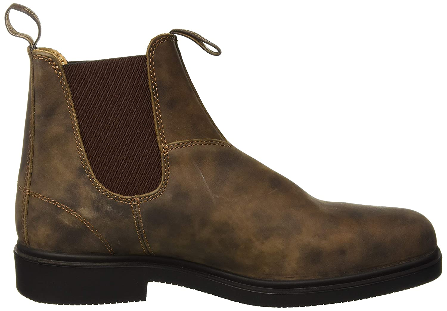 BLUNDSTONE Chisel Toe, Botas Unisex Adulto, Marrón (Rustic Brown),: Amazon.es: Zapatos y complementos
