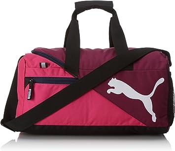 Puma Fundamentals Sports Bag XS Magenta Purple Fuchsia Purple