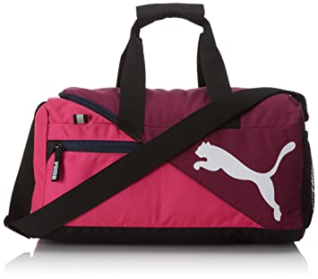 Puma Fundamentals Sports Bag XS - magenta purple-fuchsia purple