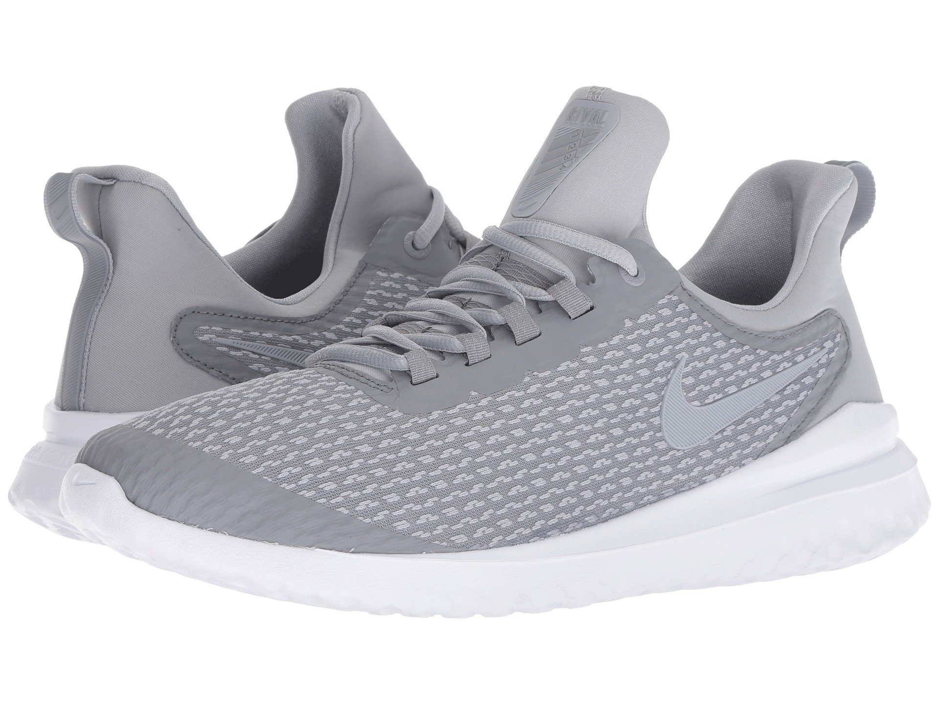 free shipping 2ea50 70ae1 Galleon - NIKE Mens Renew Rival Stealth Wolf Grey White Size 11.5