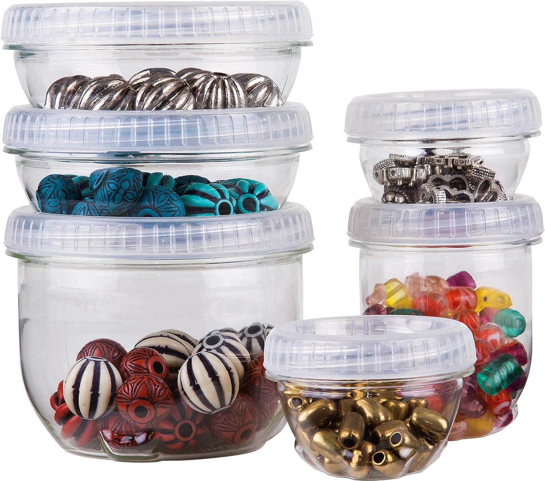 6-Pack ArtBin Twisterz Jar Medium Bulk Buy