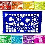 Coco Inspirado en Suministros de Fiesta Y Ofrendas Decoraciones, Mexicana Fiesta Papel Picado Decoración para Todas Las…