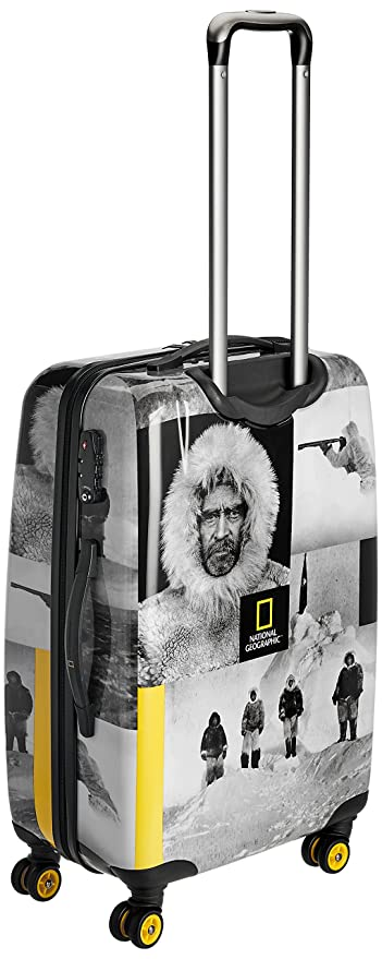 National Geographic Adventure of Life Robert E. Peary 4-Rollen Trolley 66 cm robert e.peary VjUBF6W