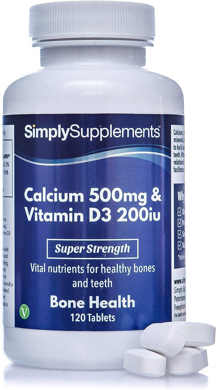Vitamin D3 /& Calcium VITAMIN D 90 capsules 500mg maintenance of the...