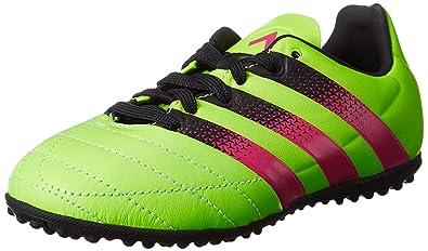 adidas Jungen Ace 16.3 Tf J Leather Sneaker,: