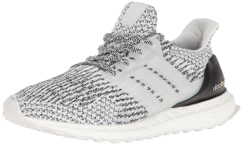 adidas Performance Men's Ultra Boost M Running Shoe B01H6444QI 9 D(M) US|White/White/Black