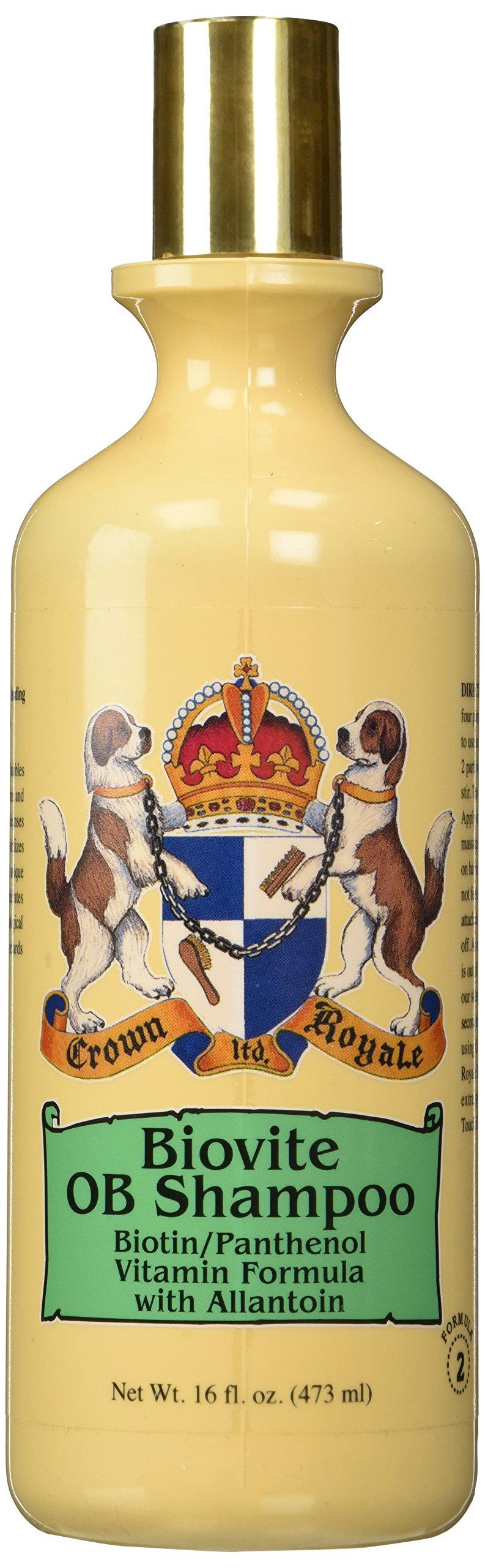 Crown Royale Biovite OB #2 Shampoo 16oz by Crown Royale
