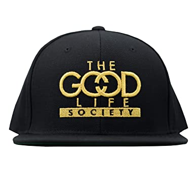 46897d2b4a0 The Good Life Society Snapback Hat Cap Trucker for Surf