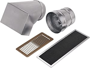 Broan-NuTone 360NDK Optional Non-Duct Broan PM390SSP Range Hood Power Pack Ductless Kit
