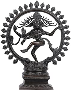 Exotic India Nataraja as Kala Home Décor Statue