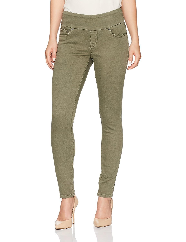 Jag Jeans Women's Petite Nora Pull On Skinny in Comfort Denim JP2112190ANB