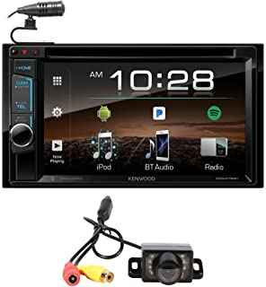 Amazon Com Kenwood Ddx25bt 6 2 2 Din In Dash Dvd Monitor Bluetooth