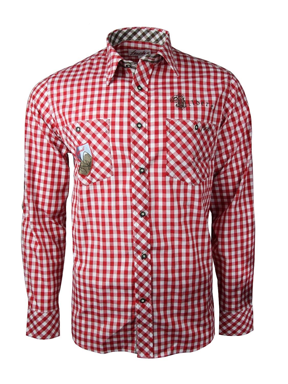 Fuchs Trachtenmoden - Camicia Casual - Uomo