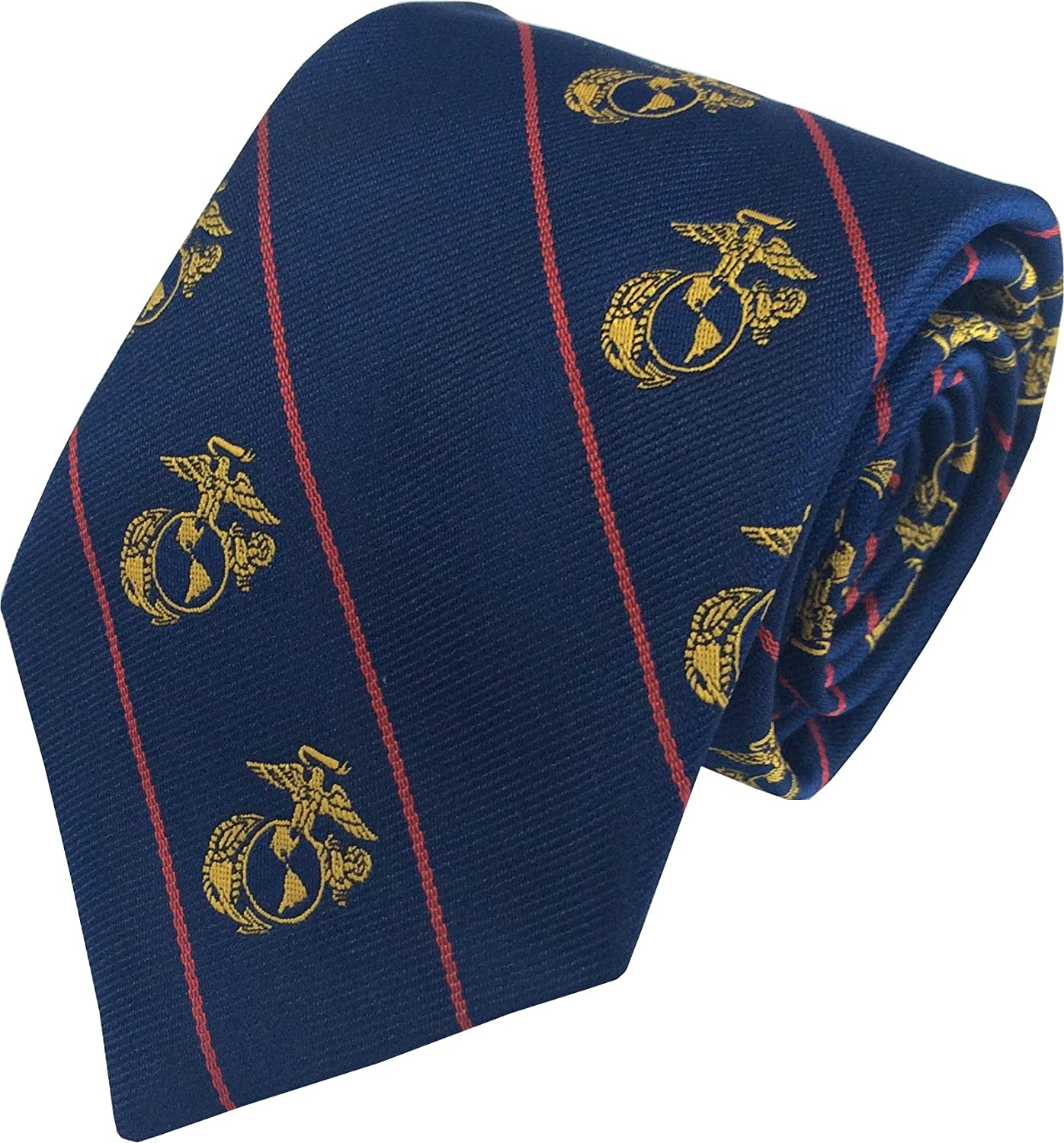 Usmc us marine corps tie at amazon mens clothing store ccuart Images