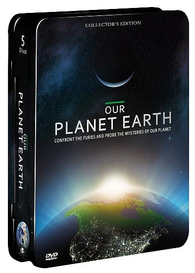 Amazon.com: Our Planet Earth: Richard Kiley, Mickey Lemle: Movies & TV