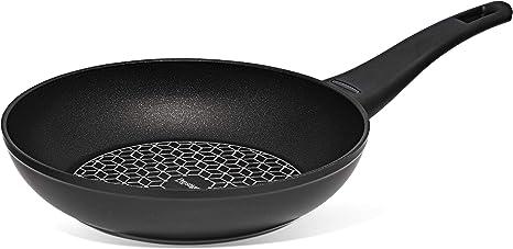Prestige Cook 24cm /& 28cm Aluminium Utensil Safe Non//Stick Interior Fry pan Set