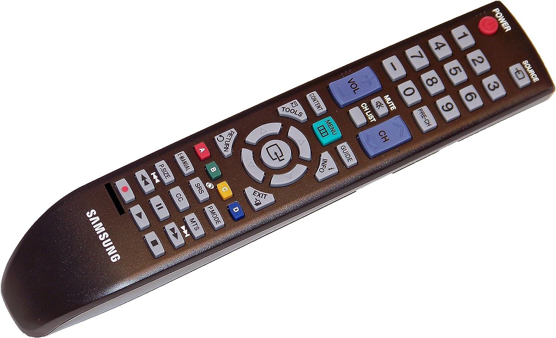 LN32D450G1DXZA OEM Samsung Remote Control: LN32D450 LN32D450G1DXZAAO03 LN32D450G1D LN32D450G1DXZASP04 LN32D450G1DXZASP01