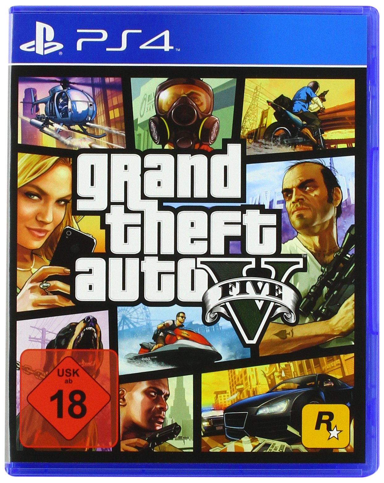 Grand Theft Auto V - [PlayStation 4] product image