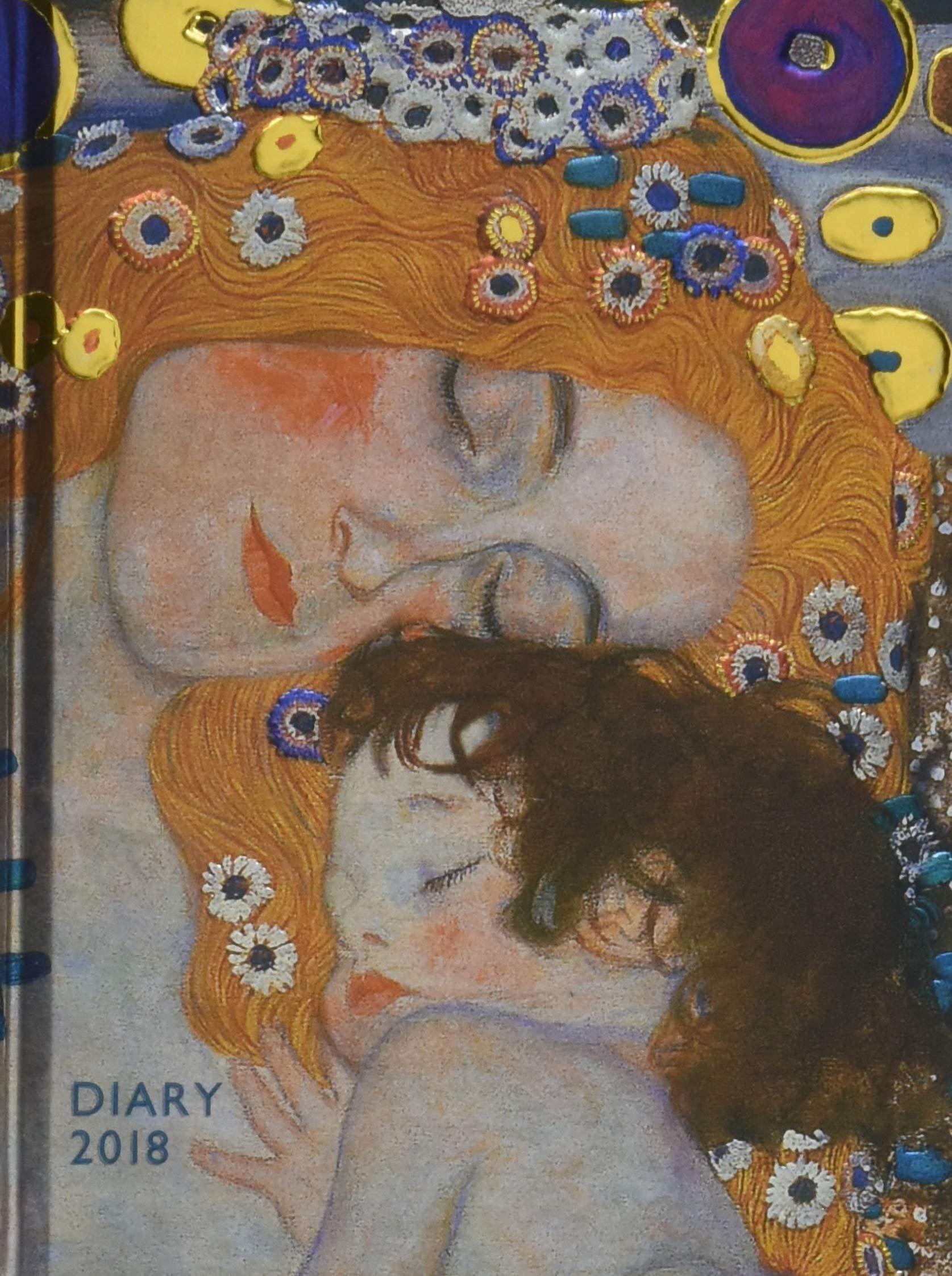 Fulfilment Pocket Diary 2019 Gustav Klimt