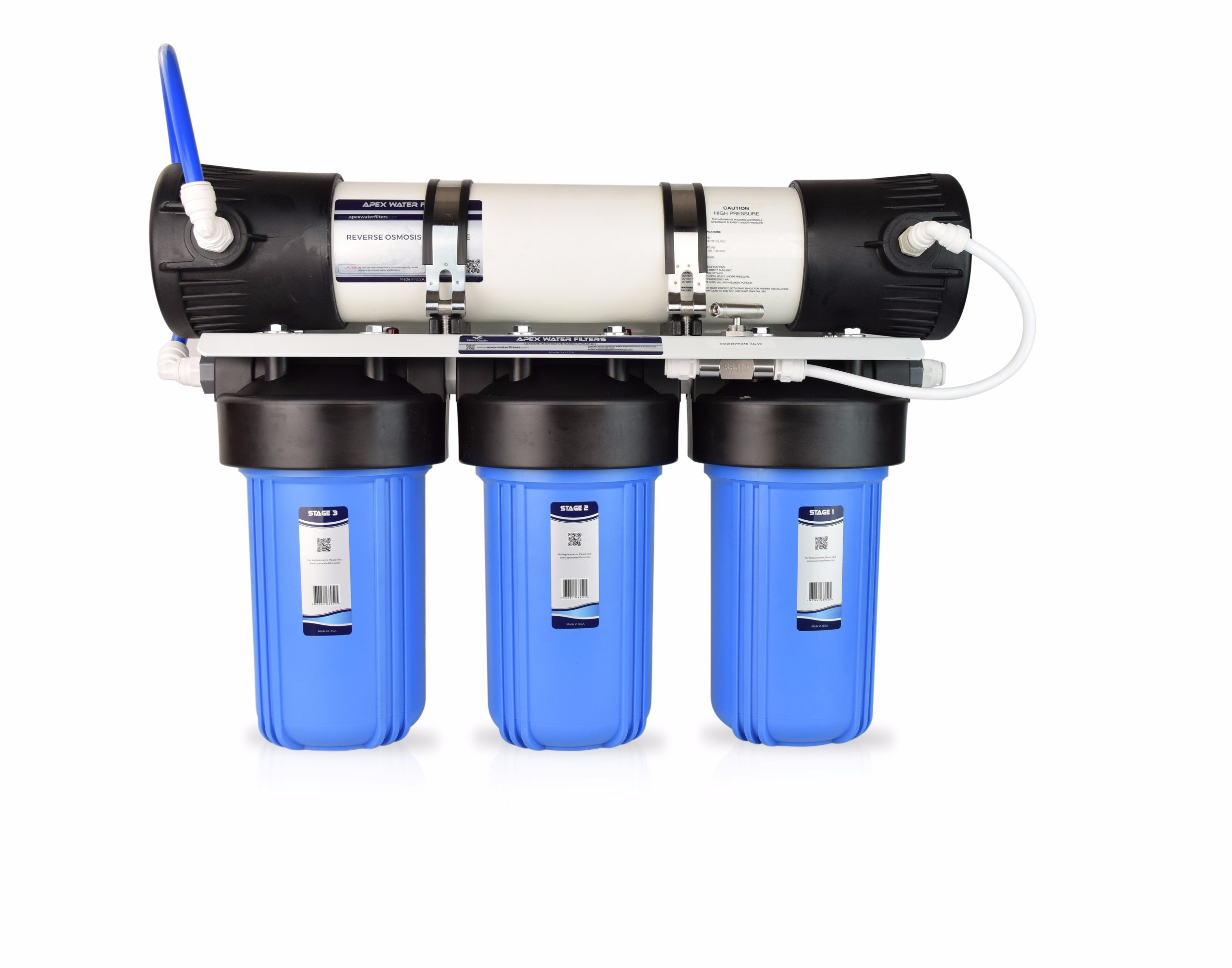 APEX SCULE-1000 Light Commercial Reverse Osmosis Drinking Water Filter