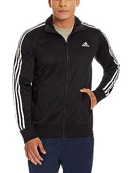 03f92ed57d6 adidas Essentials 3-Stripes Veste de survêtement Homme