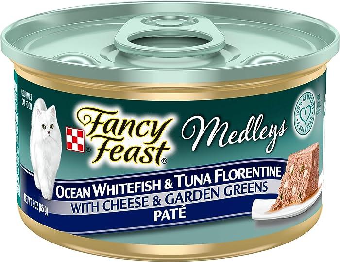 The Best Ocean Whitefish Fancy Feast Cat Food