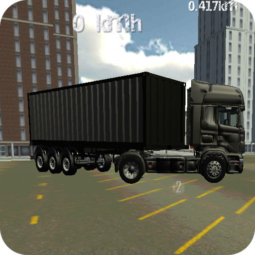 truck driving simulation games - 7