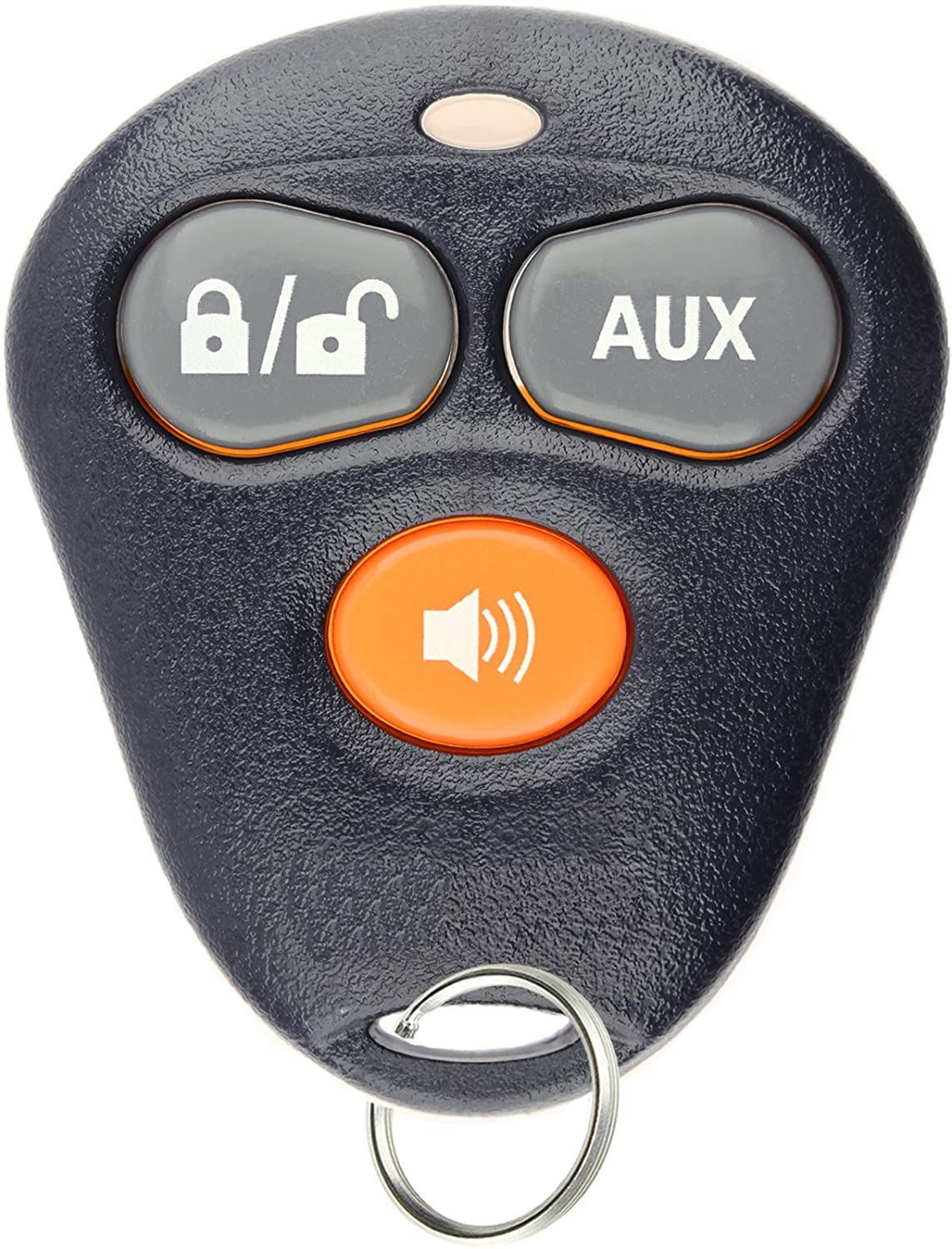 KeylessOption Keyless Entry Remote Starter Car Key Fob Alarm For Aftermarket Viper Automate EZSDEI474V 473V