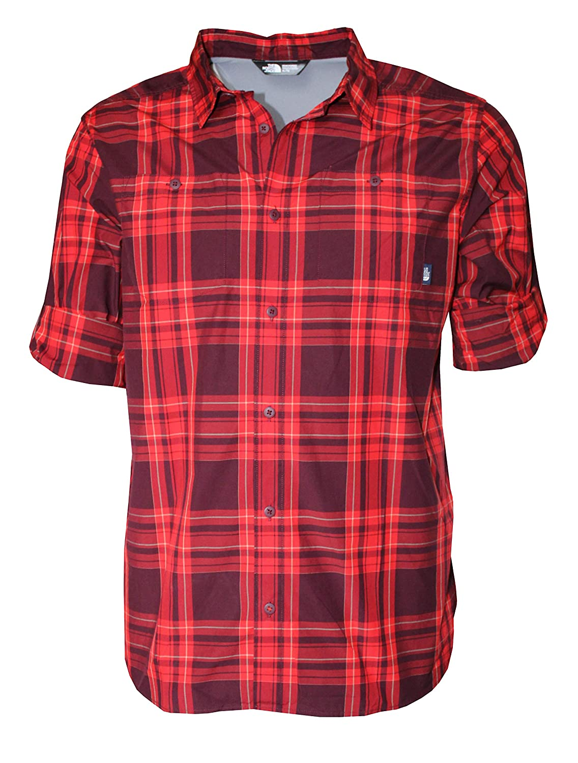 1690ca601 The North Face Men's Hudson Long Sleeve Button Down Shirt at Amazon ...