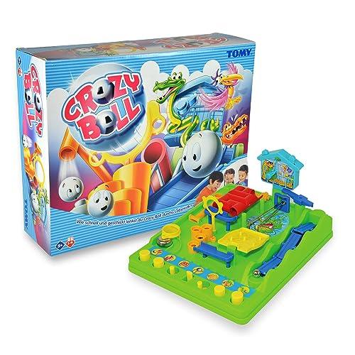 TOMY Games - T7070 - Tricky Bille - Jeu de Société