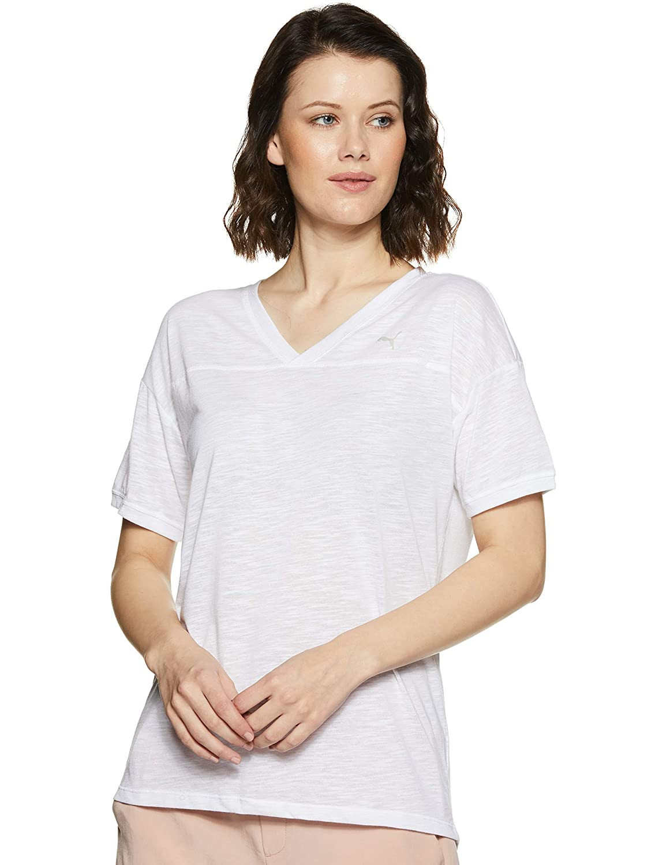 TALLA XL. Puma Boyfriend tee–Camiseta para Mujer