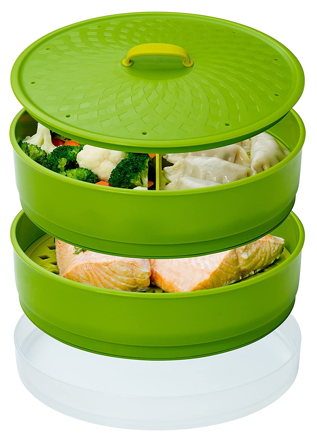 Stackable Steamer