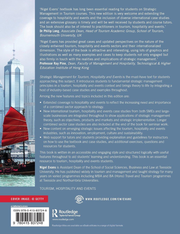 Case studies on strategic management