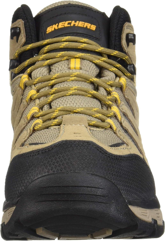 Skechers Mens Morson-Gelson Hiking Boot