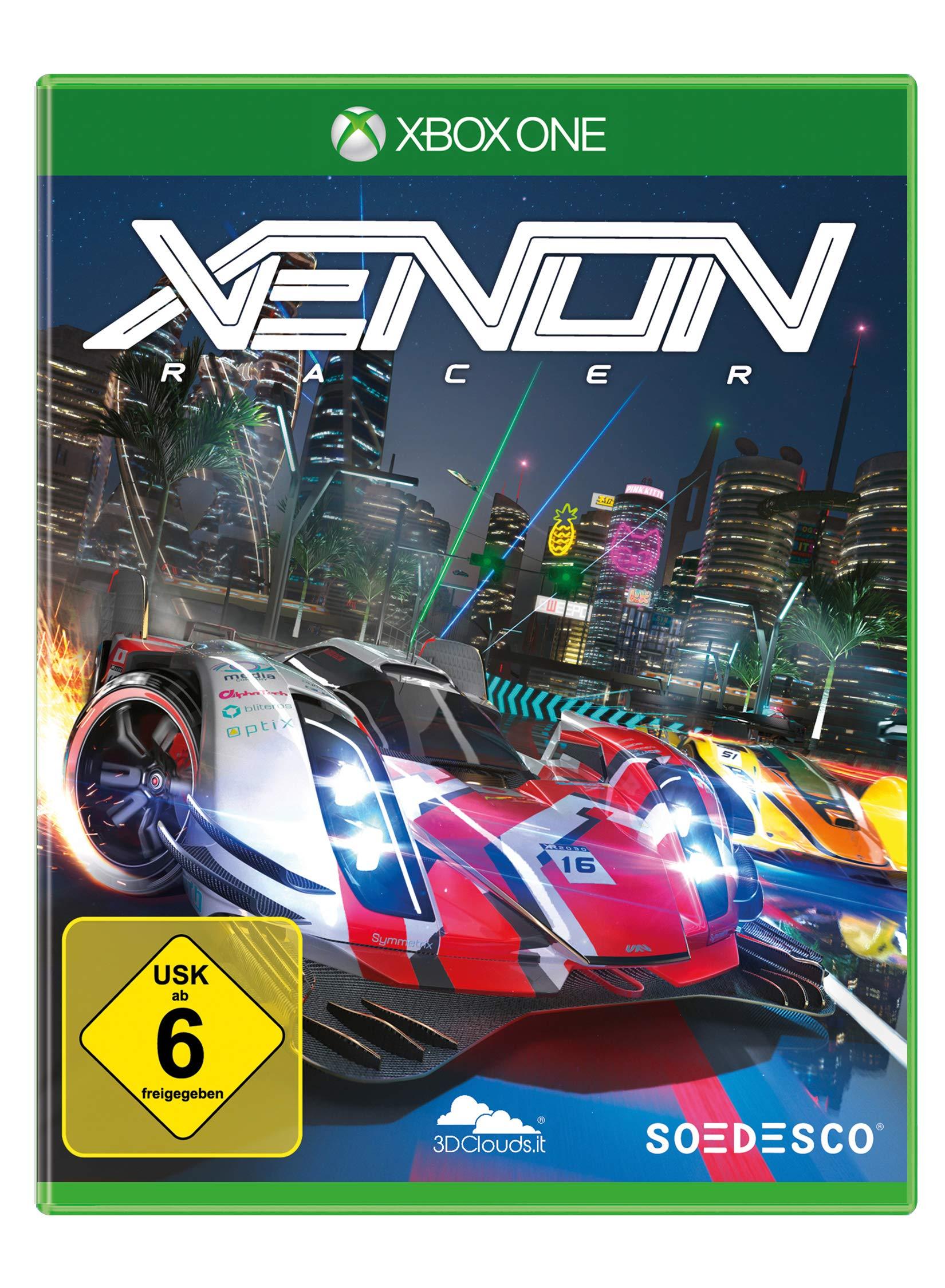 Xenon Racer (XBox One): Amazon.es: Libros