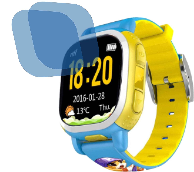 2 x Anti Reflex Mate Protector de pantalla para Tencent QQ Smart ...