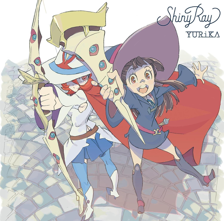 Yurika yurika little witch academia anime intro theme shiny ray anime edition cd dvd japan cd thcs 60131 amazon com music