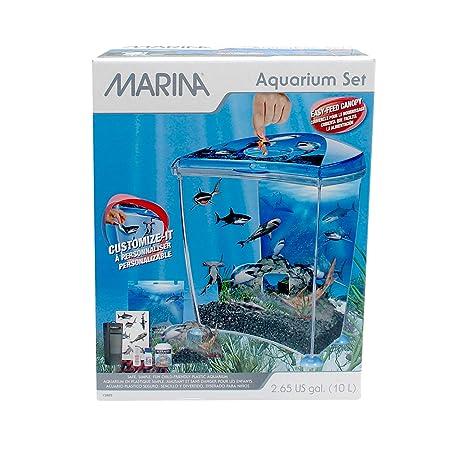 Marina Shark Betta - Decoración para Acuario