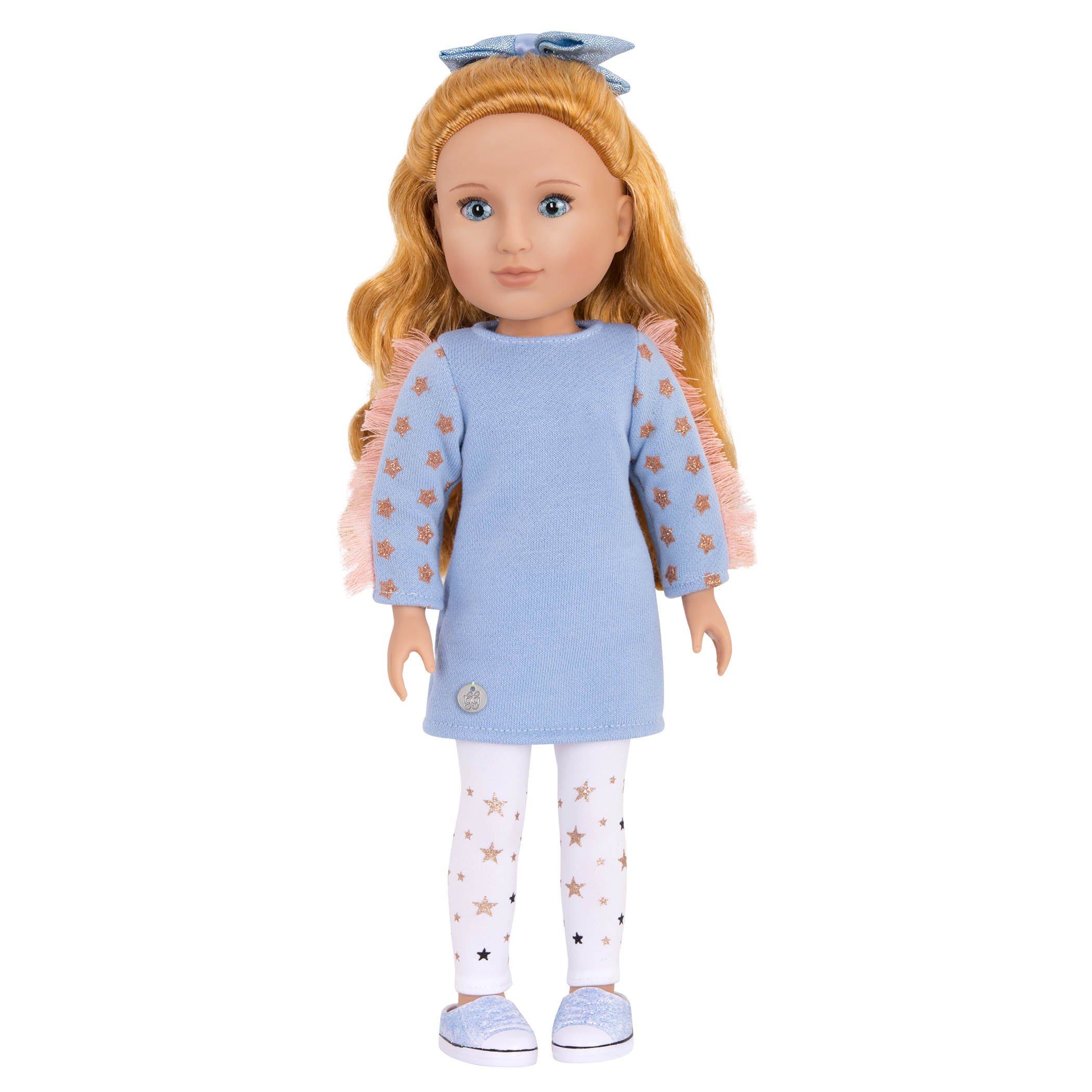 Glitter Girls by Battat - Poppy 14 inch Fashion Doll - Dolls for Girls Age 3 and Up - Doll, Clothing and Accessories - Childrens Toys