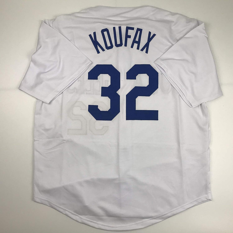 Unsigned Sandy Koufax Los Angeles LA