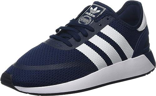 Tomar un baño cápsula Olla de crack  Adidas N-5923-B37959 Zapatillas para Hombre, Collegiate Navy/Footwear  White/Core Black, 11: Amazon.com.mx: Ropa, Zapatos y Accesorios