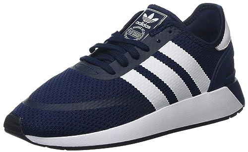 super popular 1b6da 43efe Adidas Mens ConavyFtwwhtCblack Running Shoes-10 UKIndia (44.66