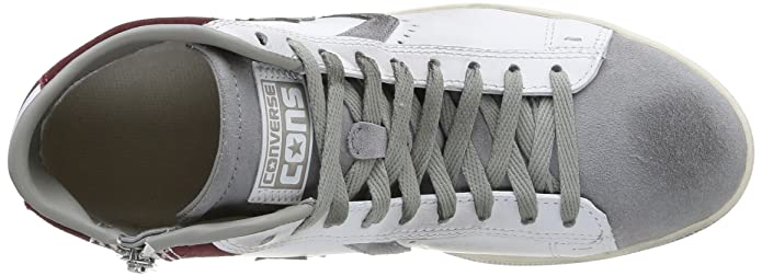 converse pro leather lp mid zip terry