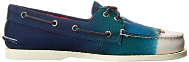 Jaws Authentic Original Boat Shoe STS14334: Blue