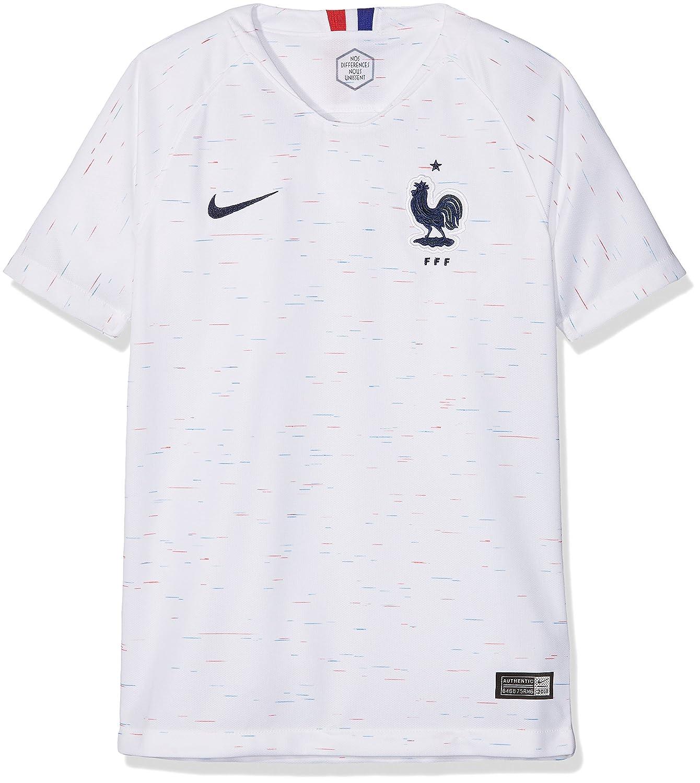 hieno tyyli klassikko suuri alennus Amazon.com: Nike Youth Soccer France Away Jersey: Clothing