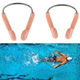 Xgood 24 Pieces Nose Clip Swimming Nose Protector