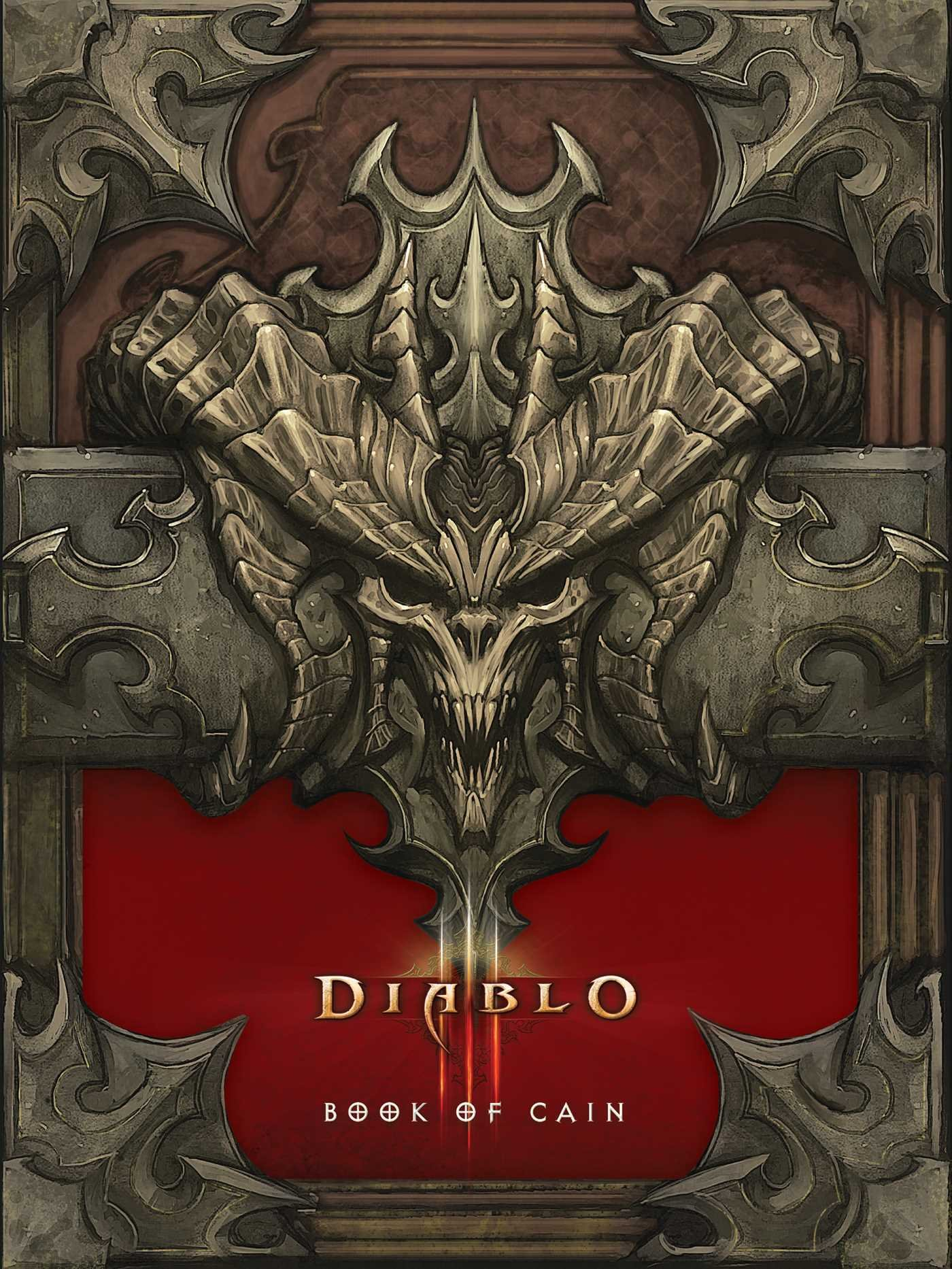 amazon com diablo iii book of cain 9781608878024 deckard cain