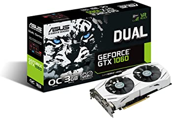 Asus GeForce GTX 1060 3GB Express 3.0 HDCP Video Card