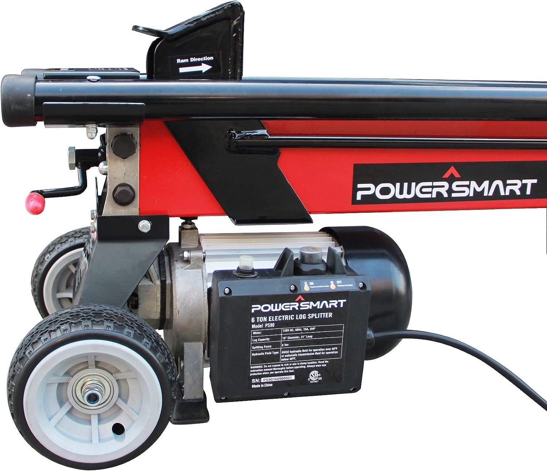 Amazon.com: PowerSmart PS90 - Divisor eléctrico para log ...