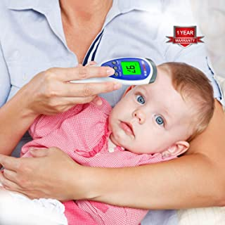REMEDIES Most Accurate Forehead Temporal Thermometer